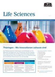Wo Innovationen zuhause sind - Technologie Thüringen
