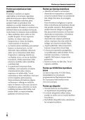 Sony ILCA-77M2M - ILCA-77M2M Mode d'emploi Letton - Page 6