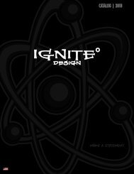 Ignite° Catalog   2018