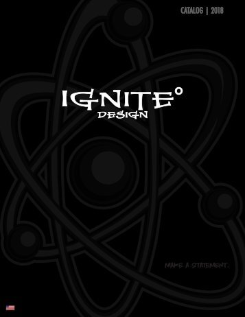 Ignite° Catalog | 2018