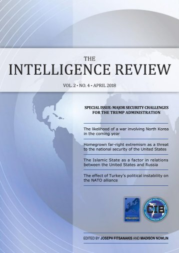 The Intelligence Review | volume 2 | issue 4 |