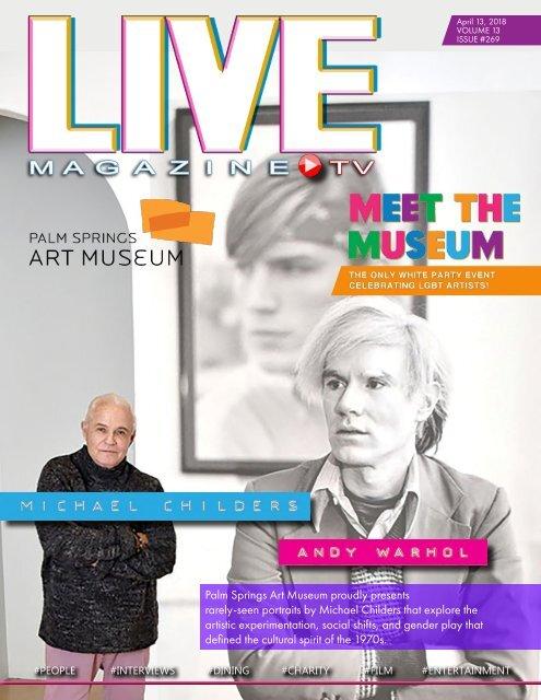 LIVE Magazine Issue #269 April 13, 2018
