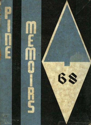 1968 Pine Memoirs