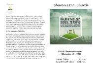sabbath 4-7-18