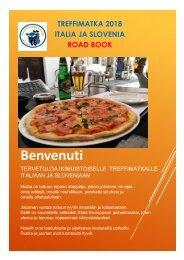 Ryhmämatka Slovenia Road Book