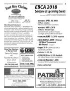 East Bay Claims Association News Network - April 2018 - Page 3