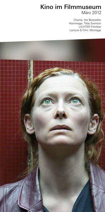 Kinoprogramm (PDF, 2,9 MB) - Deutsches Filminstitut