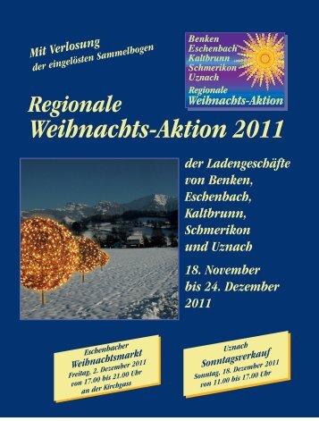Markenheft 2011-1 - Gewerbe Uznach