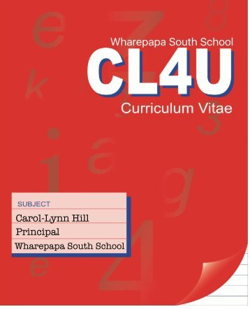 CV - WSS