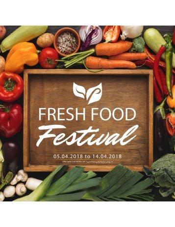 Souq Planet Fresh Food Festival
