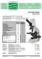 Biologie Prospekte | Biologie | Bachmann Lehrmittel - Page 2