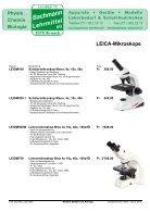 Biologie Prospekte | Biologie | Bachmann Lehrmittel - Page 3