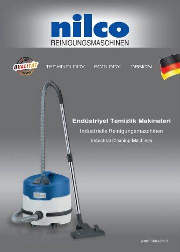 Temizlik Ekipmanlar - ürünler