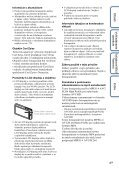 Sony DSC-TX9 - DSC-TX9 Istruzioni per l'uso Slovacco - Page 4