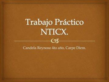 Trabajo Práctico NTICX Nº1