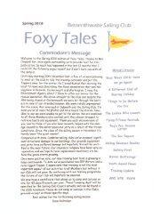 Foxy Tales 2010