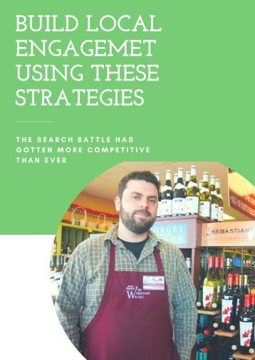 Build Local Engagement Using These Strategies