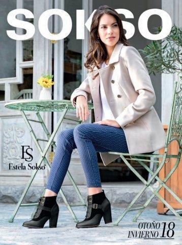 Sokso - Estela Otoño Invierno 18