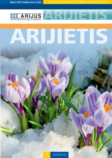 Arijietis 2018 March Edition