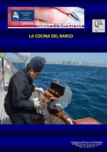 LA COCINA DEL BARCO - Fondear.org