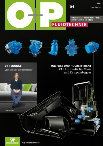 O+P Fluidtechnik 4/2018