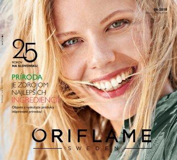 Oriflame katalóg 2018/6