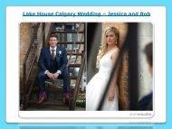 Jessica and Rob Wedding