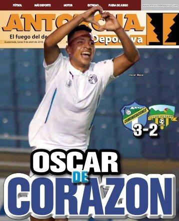 Antorcha Deportiva 311