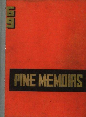 1969 Pine Memoirs