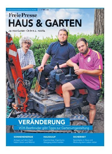 Haus & Garten | 04/2018