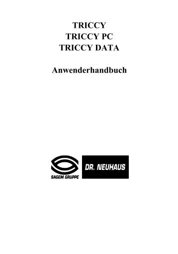 BDA Mistral 60 Basis/Anlage - Fax-Anleitung.de