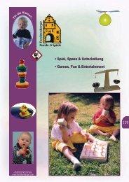 119 • Spiel, Spass & Unterhaltung • Games, Fun & Entertainment ...