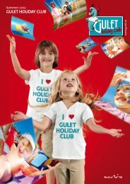 GULET HolidaysClubs So12