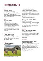 Gamle Hvam museum program 2018 - Page 4