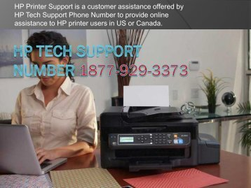 hp tech support number 1877-929-3373