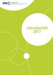 bvv Jahresbericht 2017