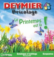 CATALOGUE DEYMIER PRIMTEMPS 17-18