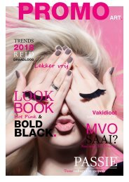 Promo Art - Magazine 18