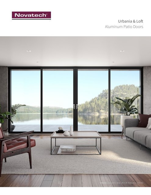 Urbania & Loft Patio Doors