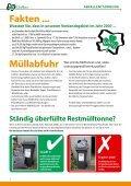ABFALL-SAMMLUNG Bildschirme: bestens verwertet! - Seite 2