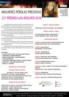 Revista Prêmio LuPa Mulher 2018 - Page 3