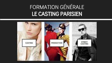 Formation générale LE CASTING PARISIEN (1) - Copie