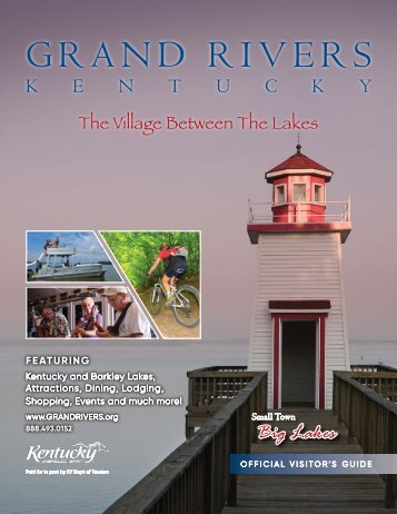 Official Grand Rivers Visitor's Guide
