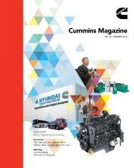 Cummins Magazine - 2014 Summer Vol 79