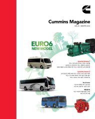 Cummins Magazine - 2014 Winter Vol 81