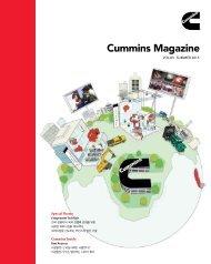 Cummins Magazine 2015 Summer Vol 83