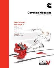 Cummins Magazine 2017 Autumn+Winter Vol 88
