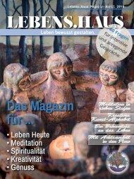 Lebens.Haus Magazin 04/2018