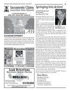 Sacramento Claims Association News Network - April 2018 - Page 3