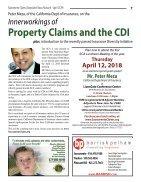 Sacramento Claims Association News Network - April 2018 - Page 7
